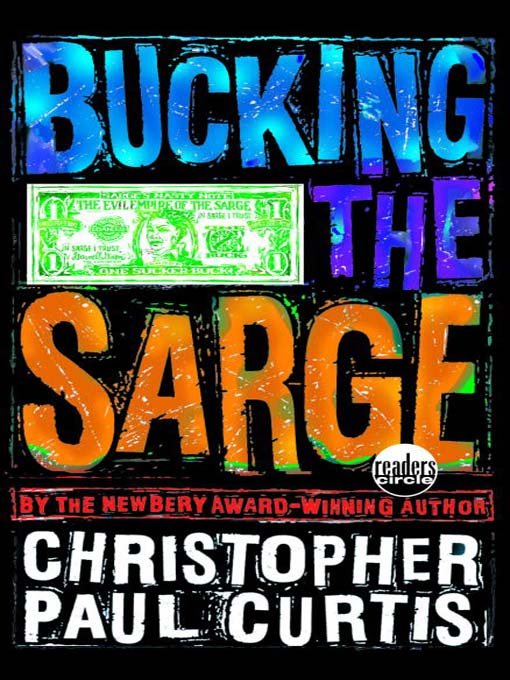 bucking the sarge bookjacket
